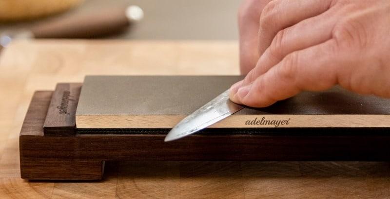 Messer schärfen leicht gemacht!