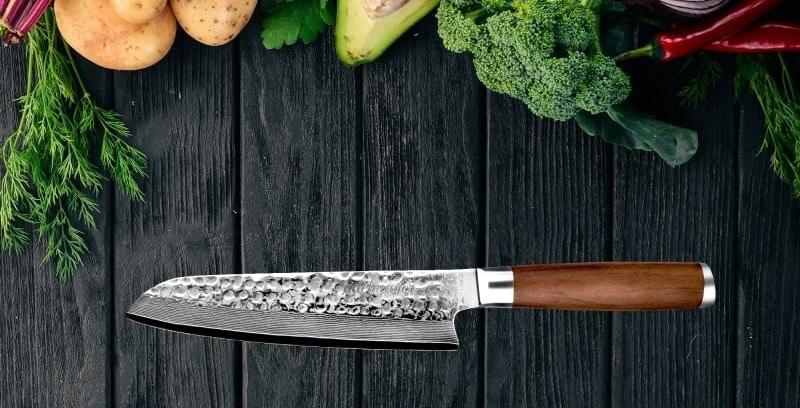 Welche Messersorten gibt es?