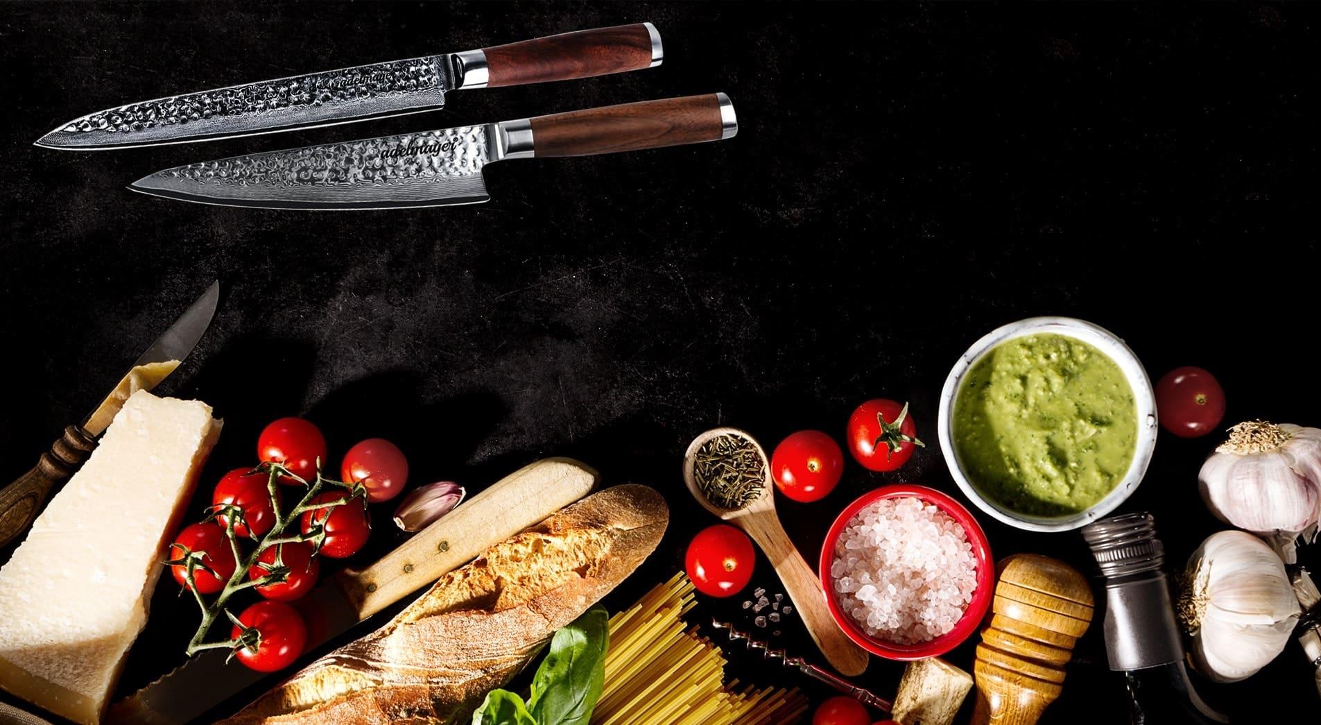 Damast-Küchenmesser-Filetiermesser-245-cm-SET