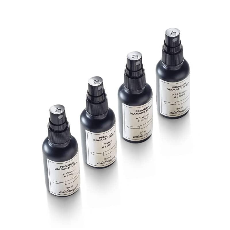 adelmayer® Diamantspray 4er Pack